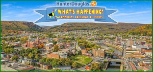 HUNTER DOUGLAS COMMUNITY EVENTS