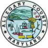 Allegany County Seal