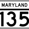 135 Sign