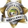 Allegany Co Sheriff Badge