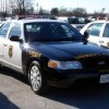 Allegany County Sheriff Car A