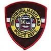Frostburg Police Patch