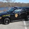 Maryland State Police SUV B