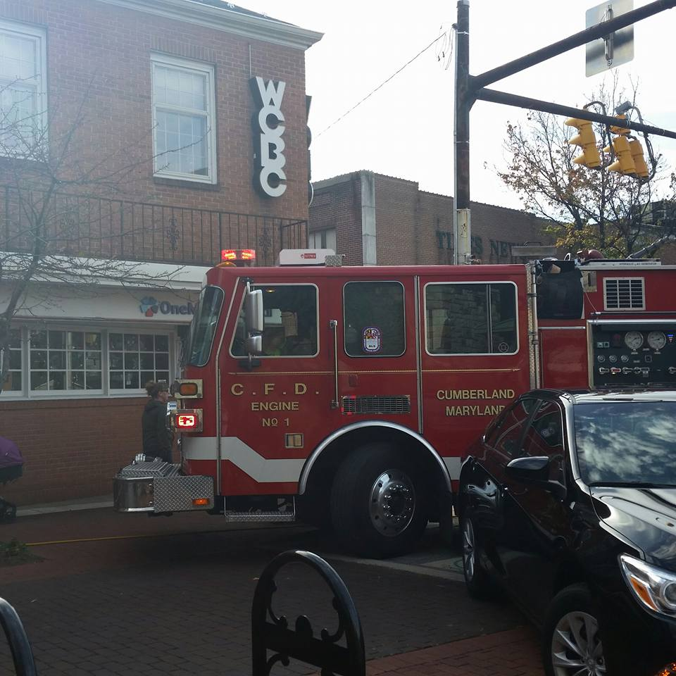 WCBC » Blog Archive » Fire In Building Housing WCBC Limited