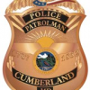 Cumberland Police Gold Badge