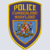 Cumberland Police Patch