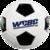 WCBC Soccer Ball 50x50